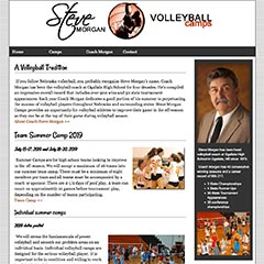 Steve Morgan Volleyball Camps