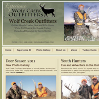 Wolf Creek Hunting
